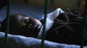 HIV orphan in Nairobi, Kenya