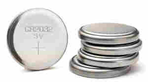 Button Batteries Pose Swallowing Risk For Kids