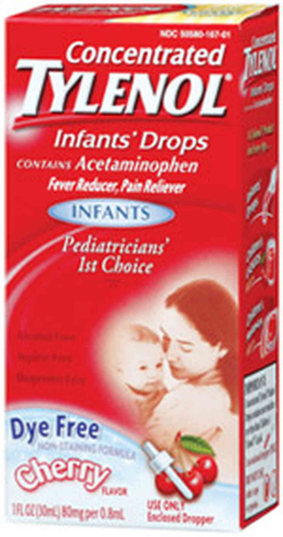 Infant Tylenol