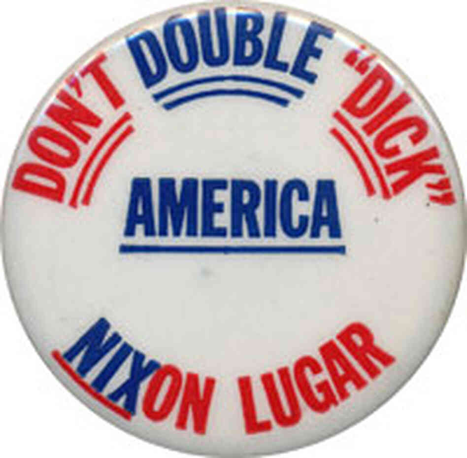 Nix On Lugar button