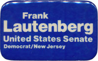 1982 Lautenberg button