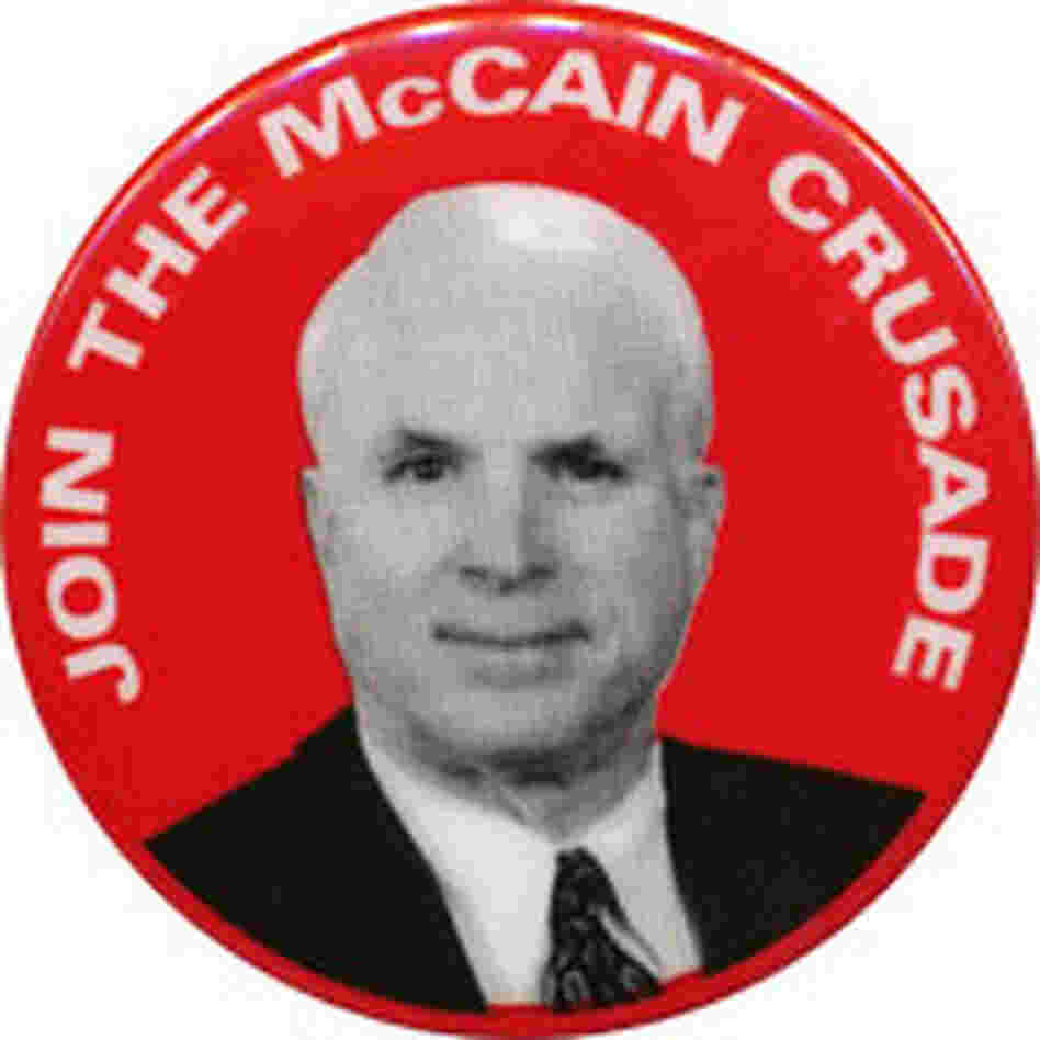 Join the McCain Crusade button