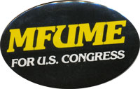 Mfume button