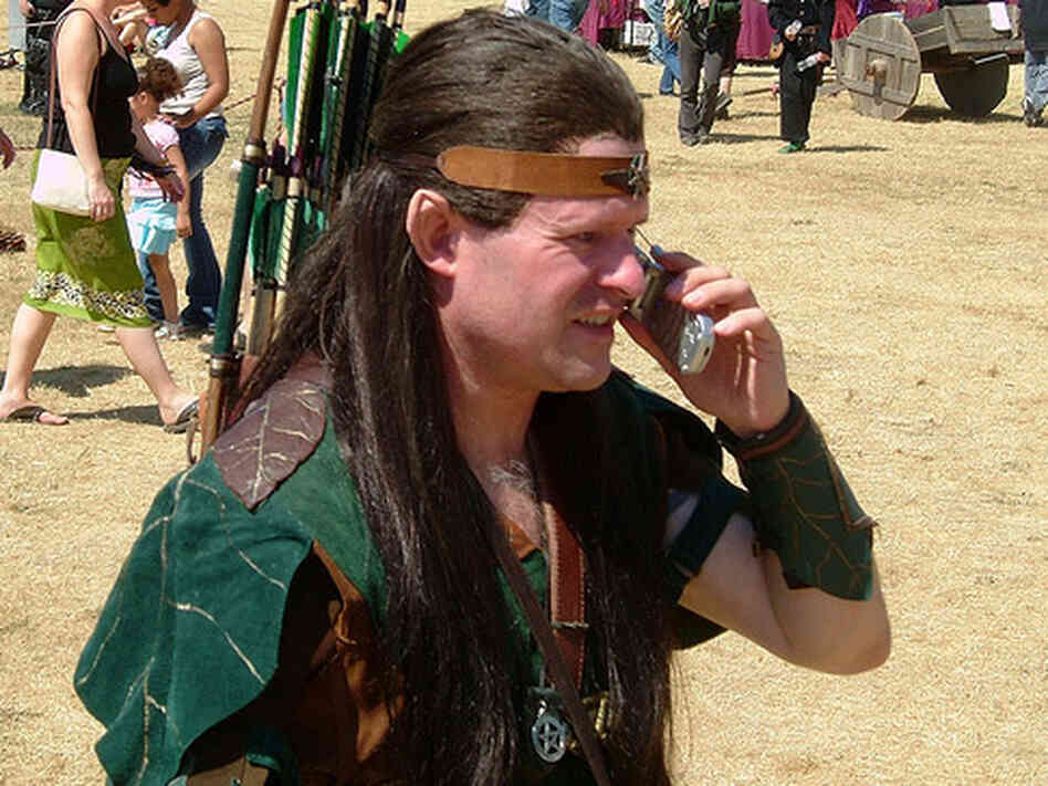 Renaissance Faire Elf