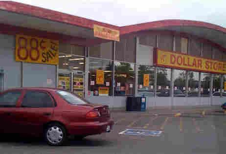 Dollar Store in Kent, Wash.