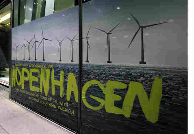 This week's climate conference in Copenhagen'