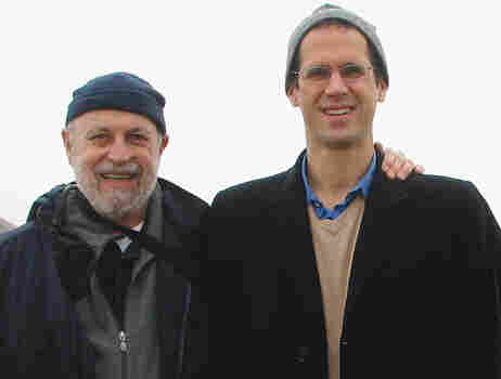 Alex Blumberg and his father