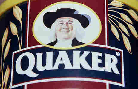 The Quaker Oats man