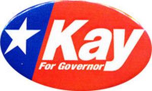 Kay for Governor