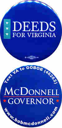 Deeds or McDonnell for Virginia Governor