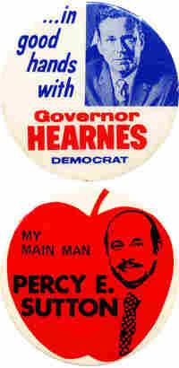 Governor Hearnes & Percy E. Sutton