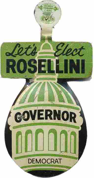 Rosellini for Governor