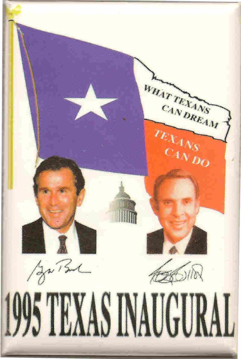 1995 Texas Inaugural George W. Bush