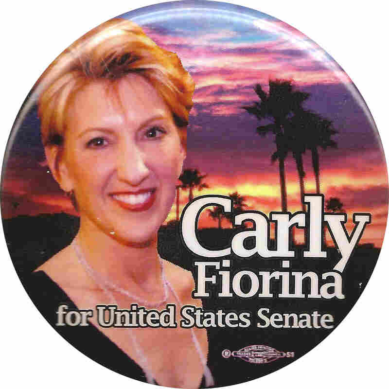 Carly Fiorina for United States Senate.