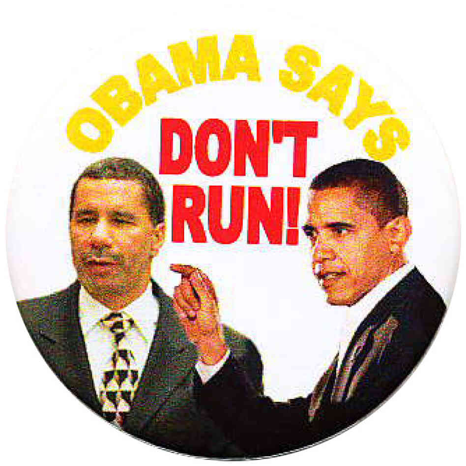 Obama Paterson button