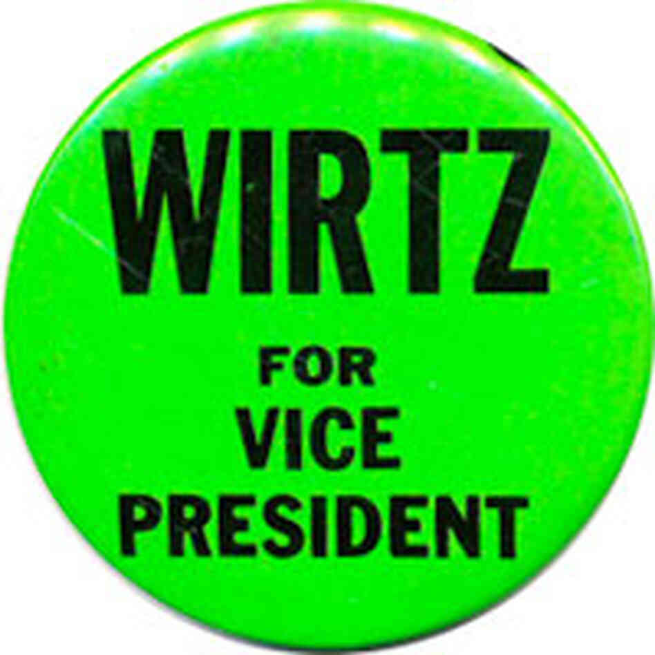 Wirtz for Vice President