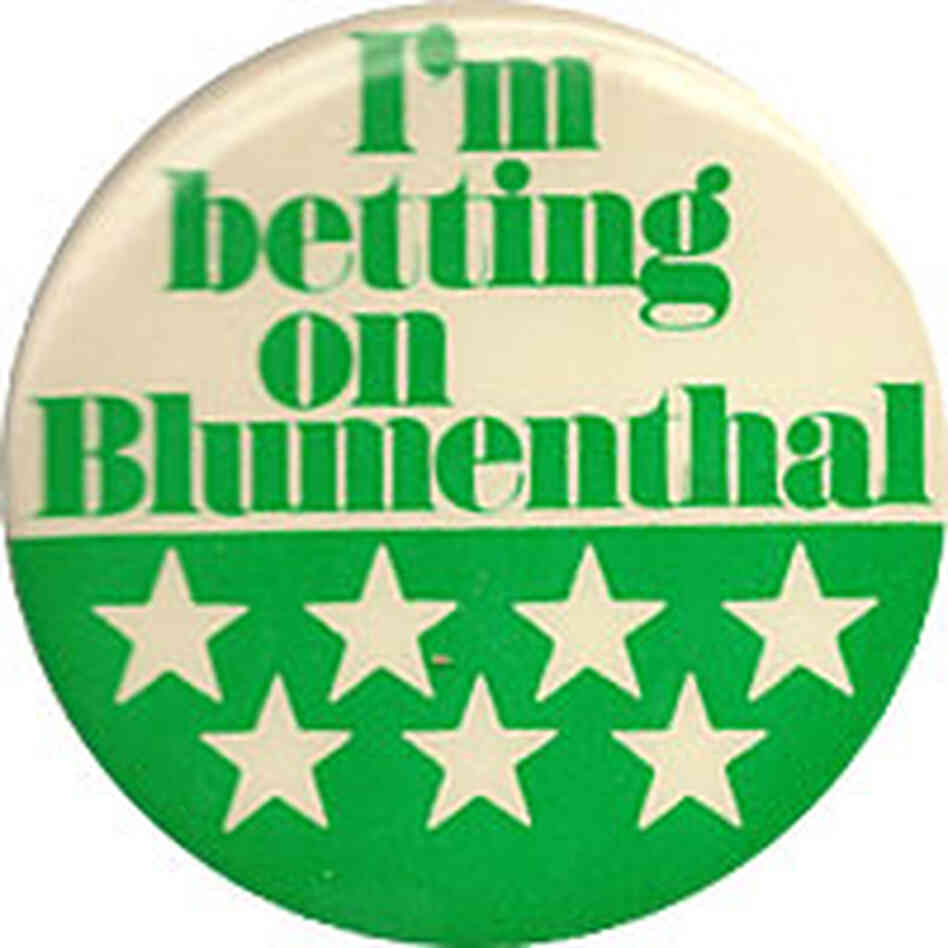 Blumenthal button