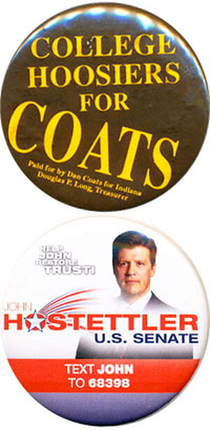 Coats and Hostettler buttons