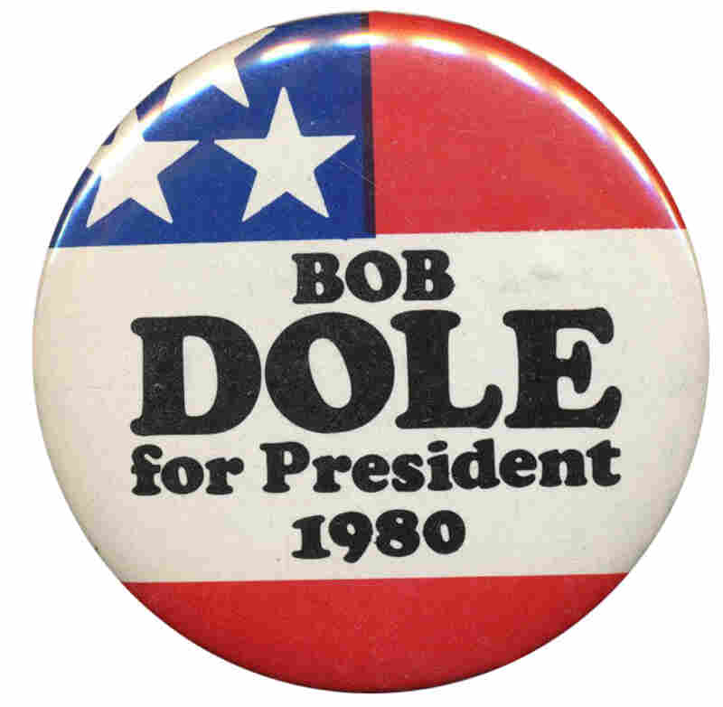 Dole button 1980