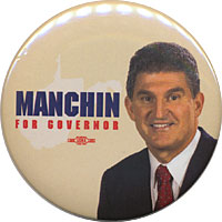 Joe Manchin button