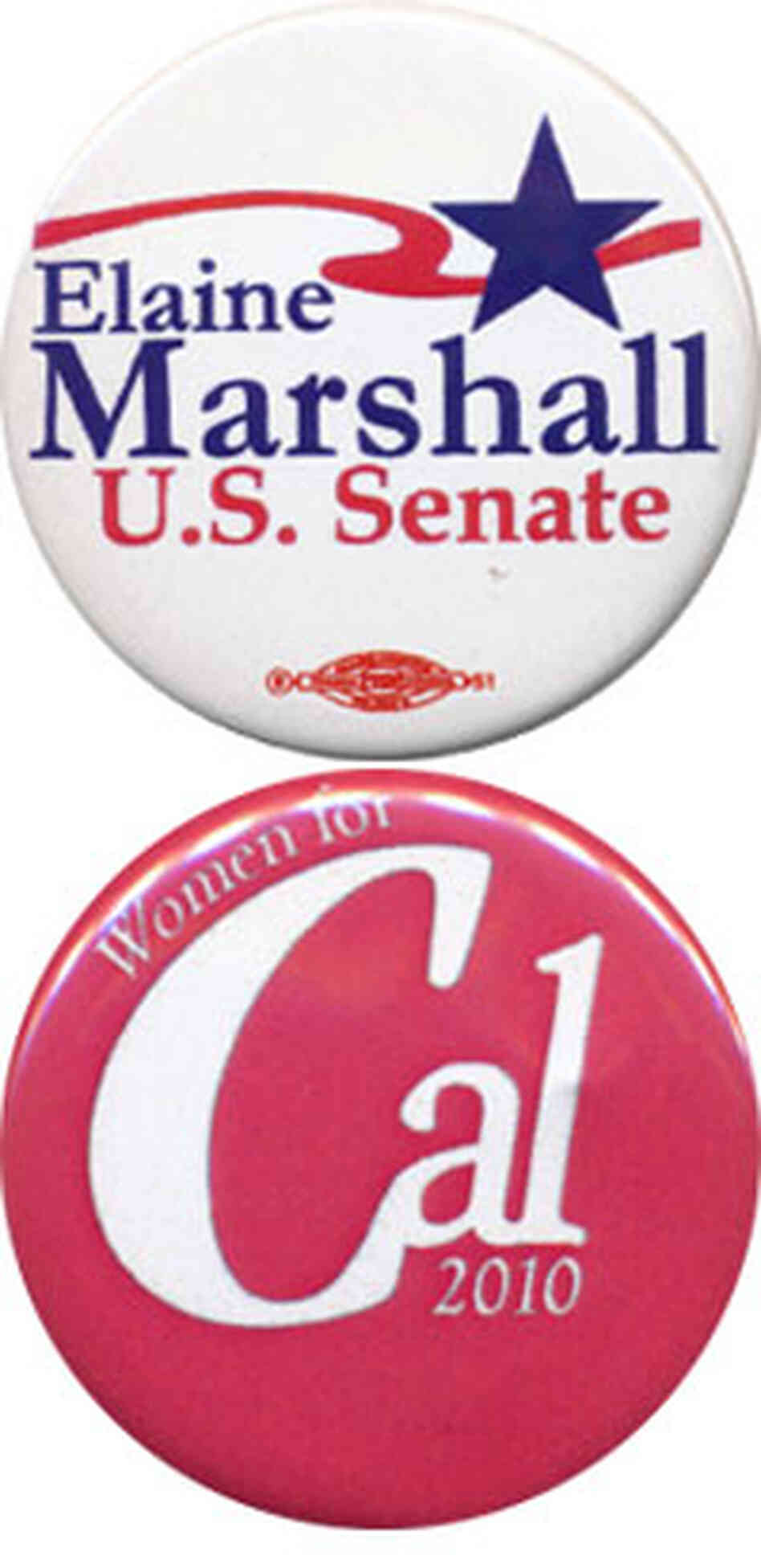 Marshall and Cunningham buttons