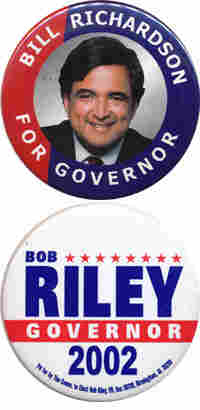 Riley and Richardson buttons