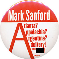 Mark Sanford A button