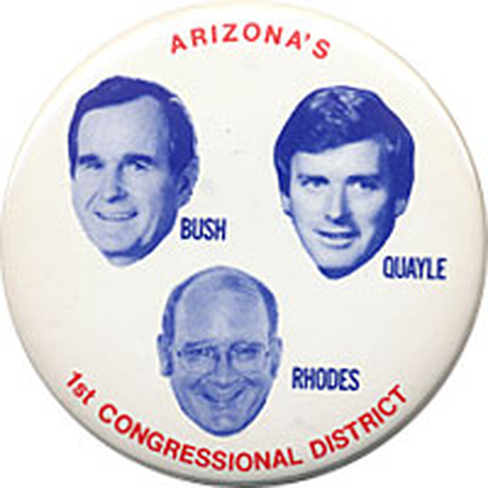 from Rhodes' 1988 campaign