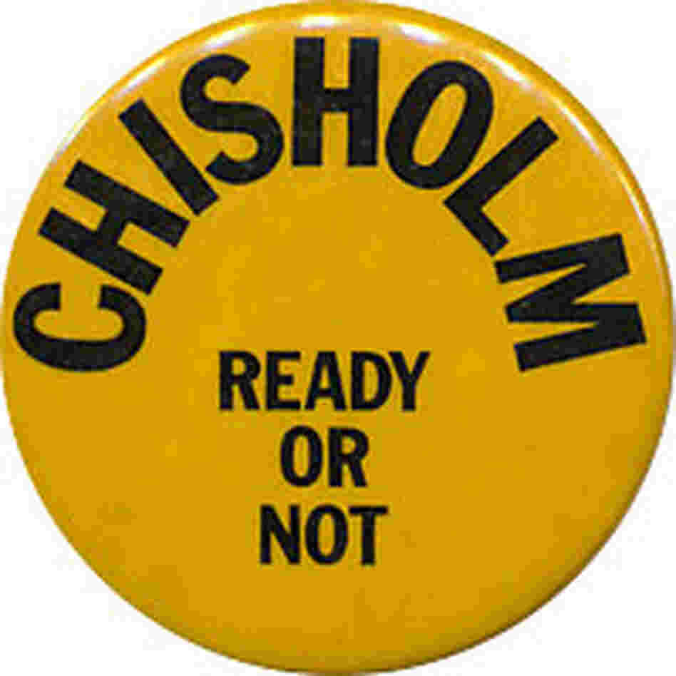 Chisholm Ready or Not