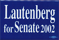 Lautenberg 2002 button