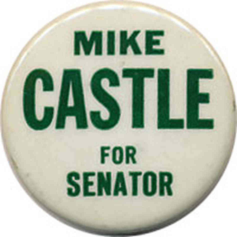 Mike Castle for Senator