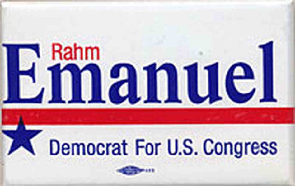 Rahm Emanuel for Congress