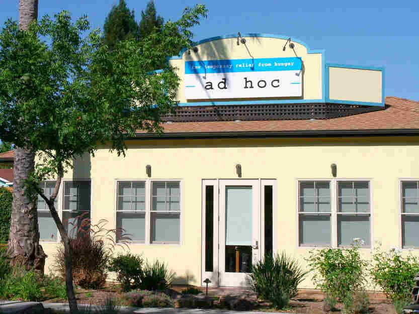 ad hoc restaurant.