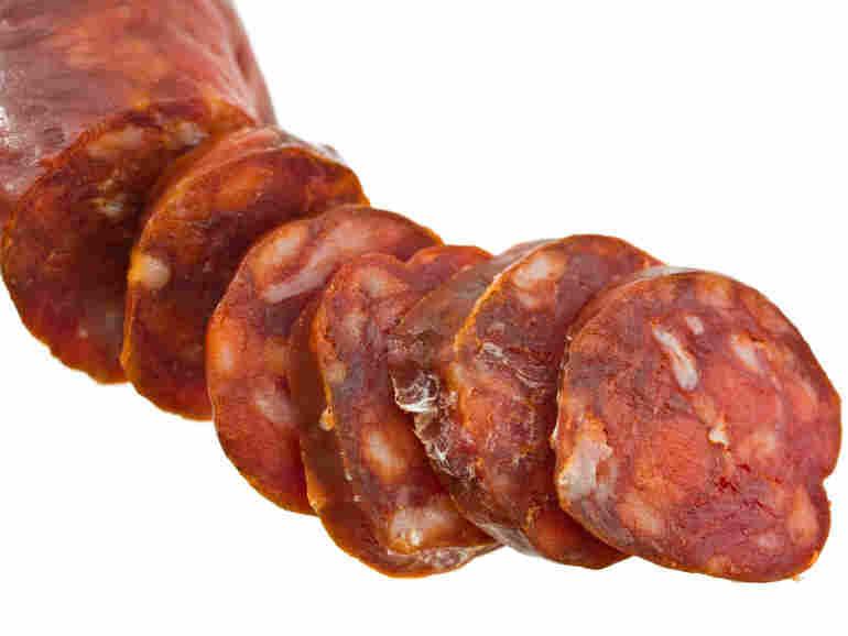 Chorizo.