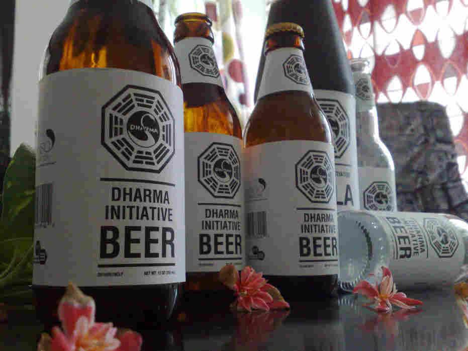 Dharma Initiative Beer Bottles