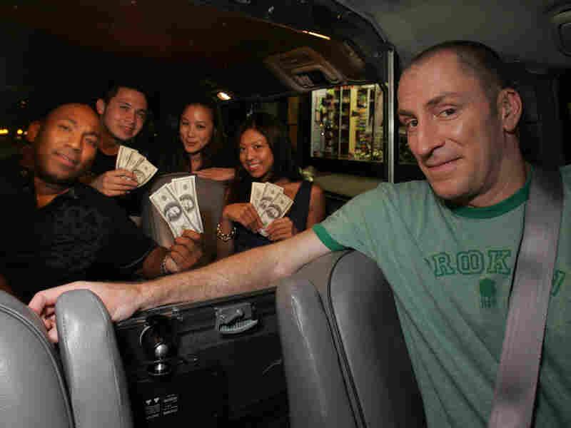 In The Cash Cab