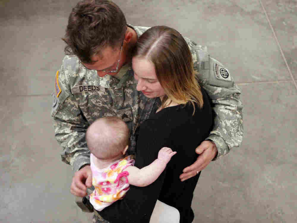 The role of a military wife.