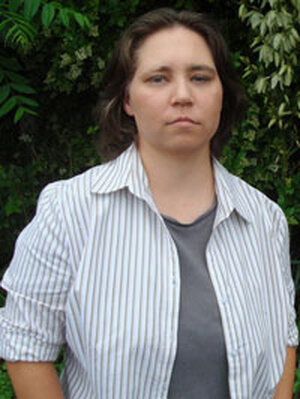 Lynndie England, former Army reservist and the face of the Abu Ghraib prisoner abuse scandal, is pic
