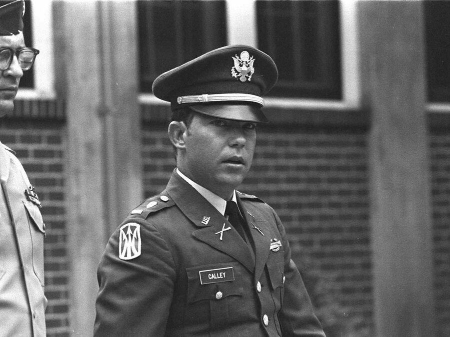 lieutenant calley essay