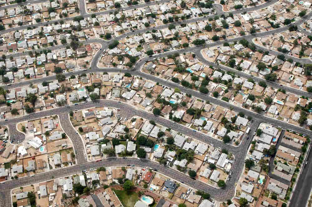 Las Vegas neighborhood.