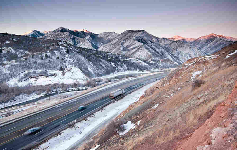 U.S. Highway 6 between Spanish Fork and Price, Utah, has been called one of America's most dangerous