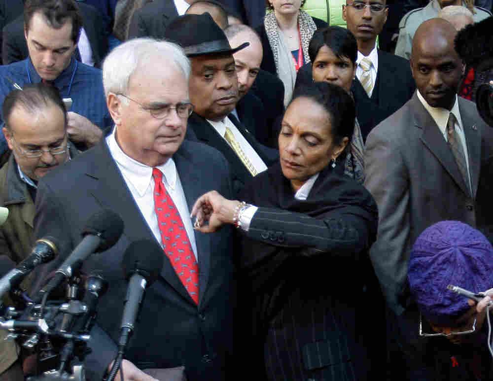 Mayor Sheila Dixon post-conviction.