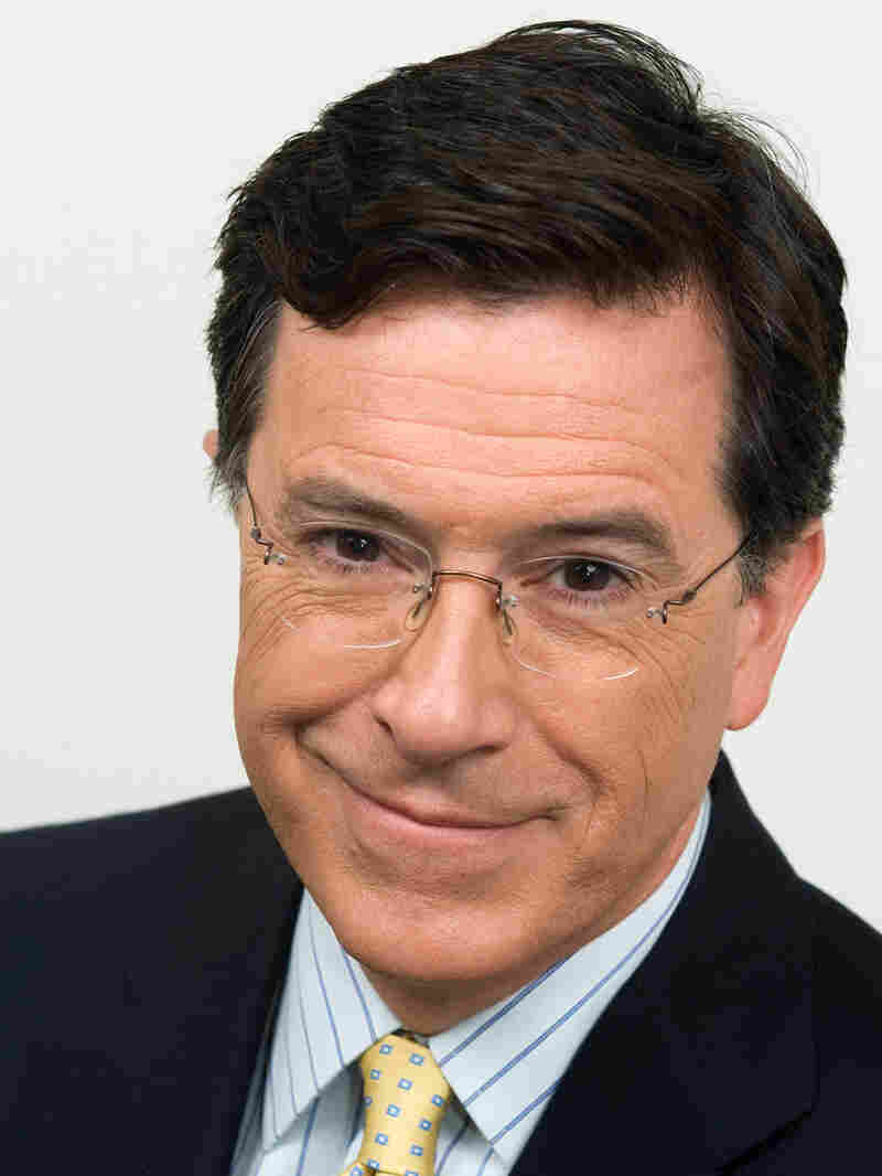 In this May 27, 2009 file photo, Stephen Colbert is shown in New York. (AP Photo/Charles Sykes, file