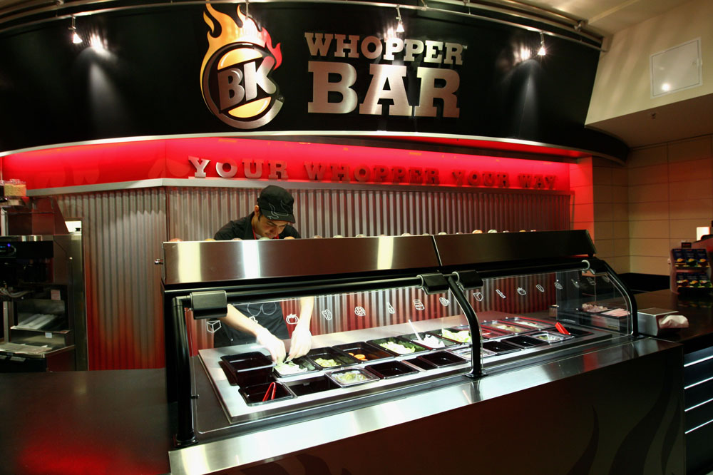 Burger King Rolls Out The Beer Barrel The Two Way Npr