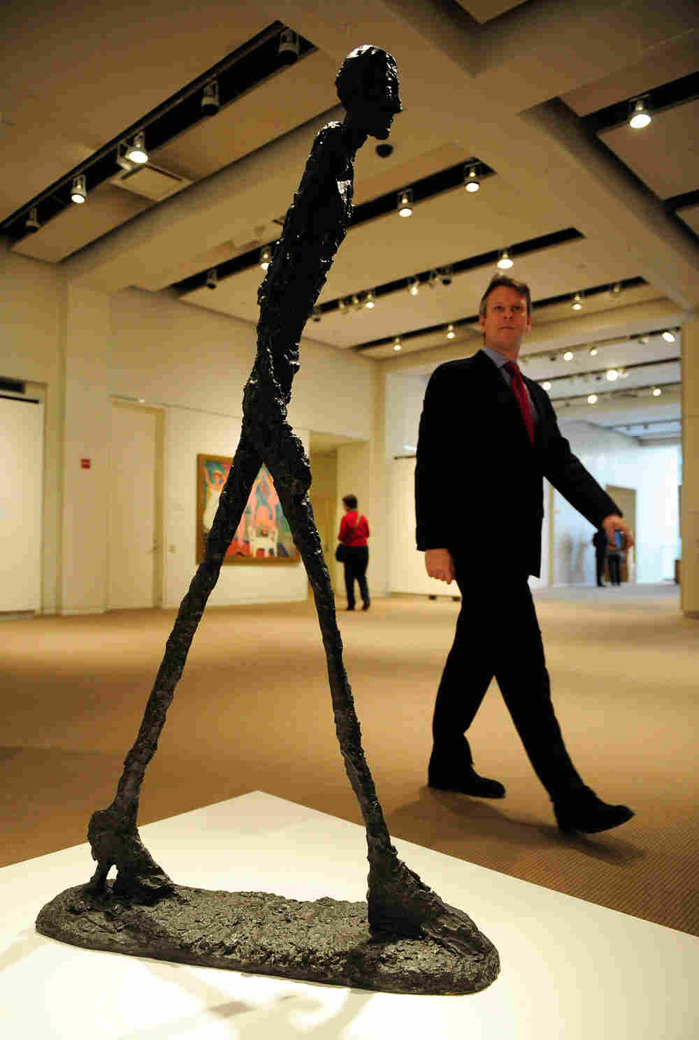A giacometti 39 s for Original sculptures for sale