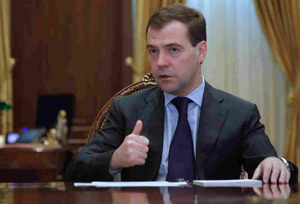 Russian President Dmitri Medvedev demanded that Russia's Olympic committee officials to quit, or els