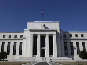 Federal Reserve headquarters in Washington