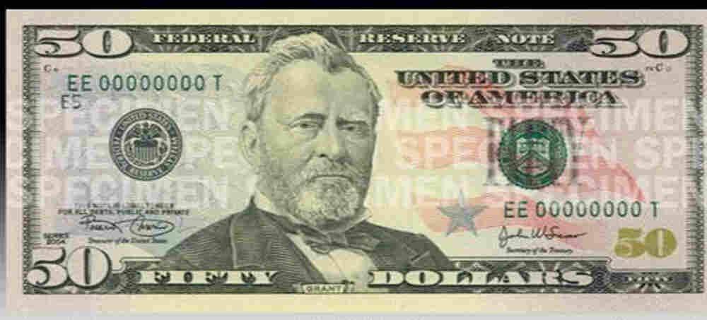 Put Ronald Reagan on the $50 bill, a North Carolina congressman says.