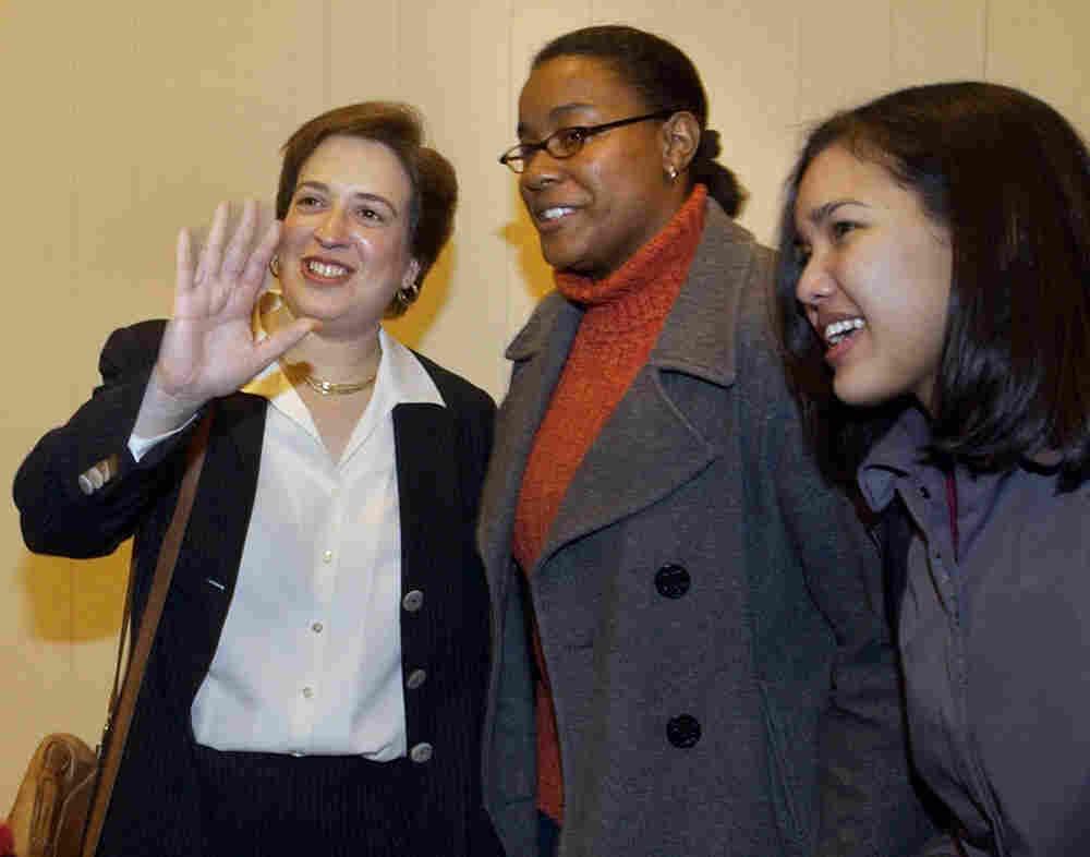 Elena Kagan at Harvard was both loved and feared.