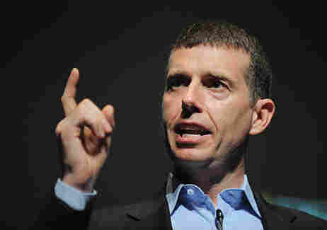 David Plouffe, campaign manager for President Obama, will join NPR's Michel Martin tomorrow in studi